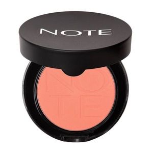 "NOTE LUMINOUS SILK COMPACT BLUSHER "" DESSERT ROSE"""